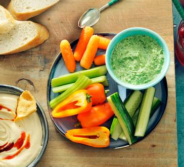 Spinach and Cashew Dip image