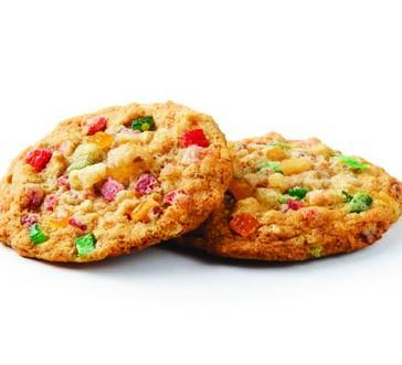 Fruit Cake Cookies image