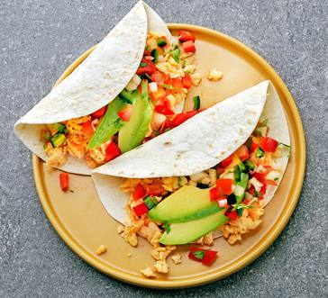Slow Cooker Breakfast Tacos image