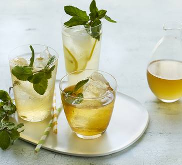 Mint and Ginger Syrup image