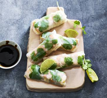 Shrimp Summer Rolls image