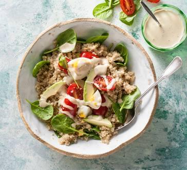 Caesar Quinoa Bowl image