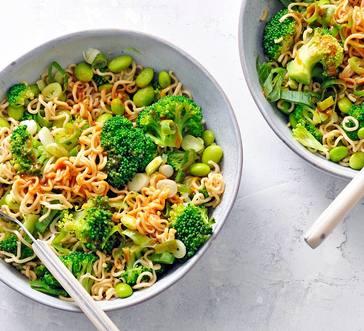 Cold Ramen Noodle Salad image