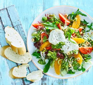 Burrata Summer Salad image