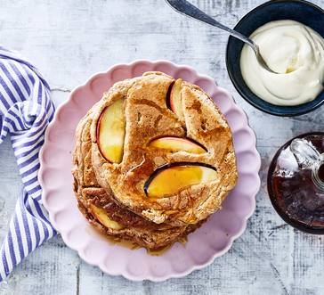 Apple Pie Pancakes image