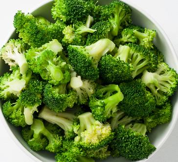 Blanched Broccoli Florets image