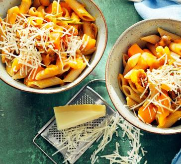 Penne with Squash image
