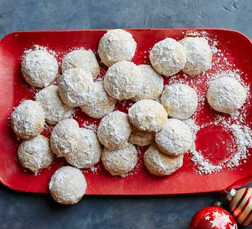 Gluten-Free Snowballs image