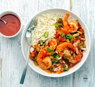 Seafood Gumbo image