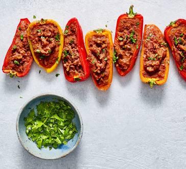 Stuffed Mini Peppers image