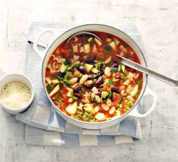Autumn Minestrone image