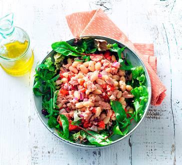 Tuna and White Bean Salad image