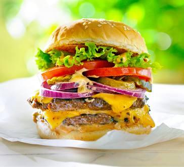 Double-Decker Classic Burger image