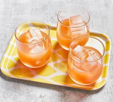 Spicy Peach Margaritas image