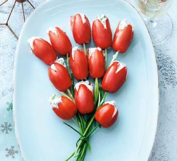 Tomato Tulips image