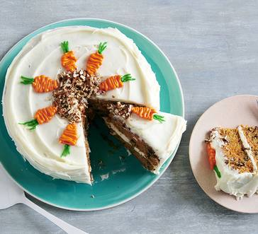 Classic Carrot Cake image
