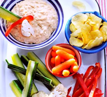 Grilled Onion Dip image