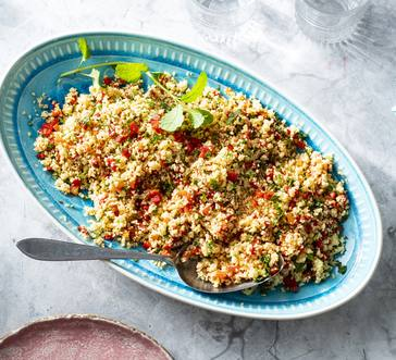 Minted Couscous Salad image