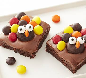 Easy Turkey Brownies image