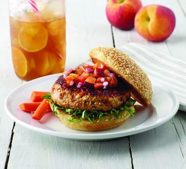 Sweet 'n' Southern Burger image