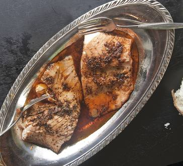 Spice-Rubbed Salmon image