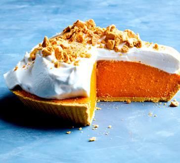 No-Bake Pumpkin Chiffon Pie image