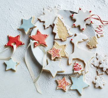 Holiday Spice Cookies image