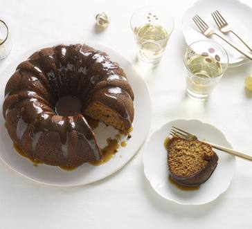 Sticky Toffee Cake image