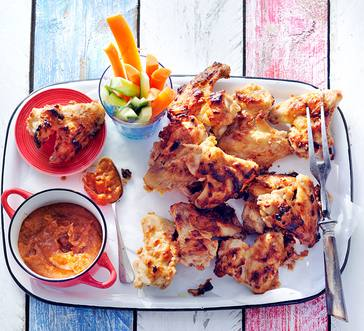 Chicken Satay Wings image