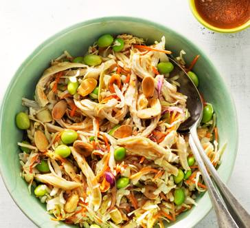 Chopped Chinese Chicken Salad image