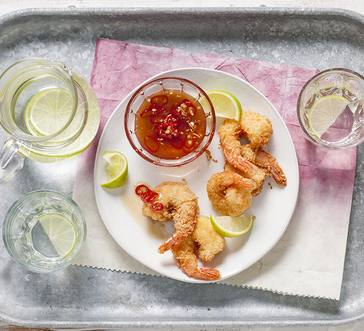 Coconut Shrimp with Thai Dipping Sauce image