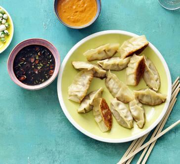 Chicken Potstickers image