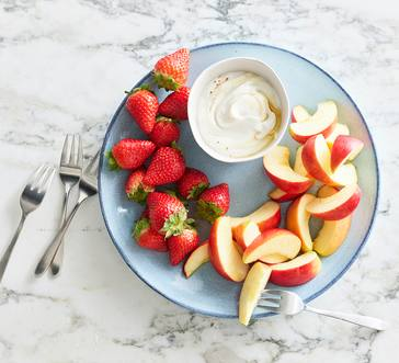 Honey-Yogurt Dip image