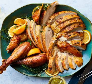 Citrus-Herb Turkey image