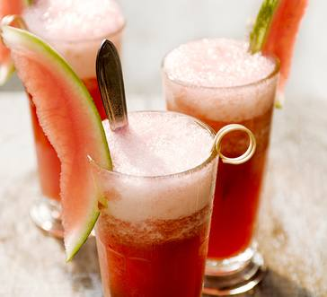Watermelon-Ginger Sipper image