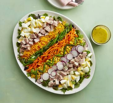 Easter Egg Cobb Salad image