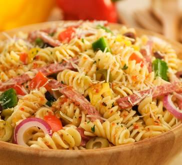 Wishbone Antipasto Pasta Salad image