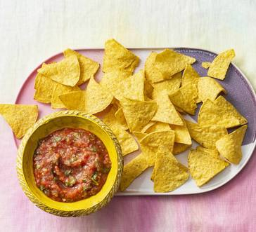 Fire-Roasted Red Salsa image