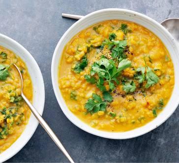 Pumpkin-Lentil Stew image