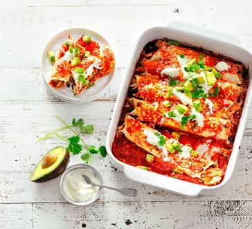 Chicken Enchiladas image