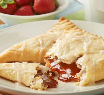 Strawberry Turnovers image