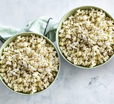 Cacio e Pepe Popcorn image