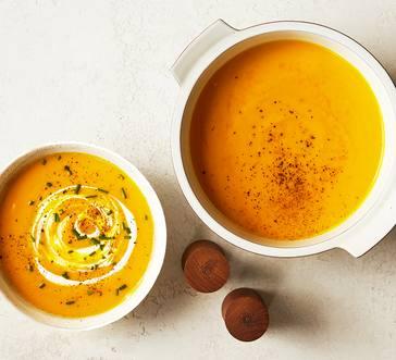 Butternut Squash Bisque image
