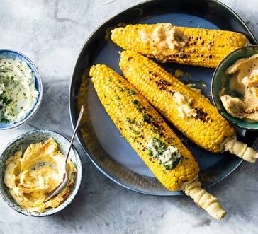 Grilled Corn image