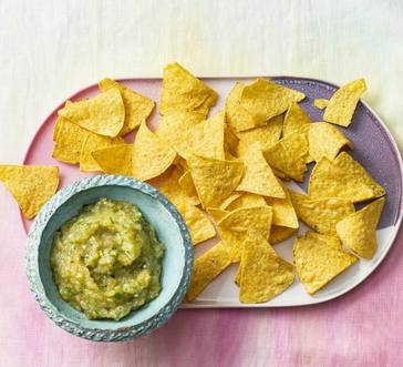 Fire-Roasted Green Salsa image