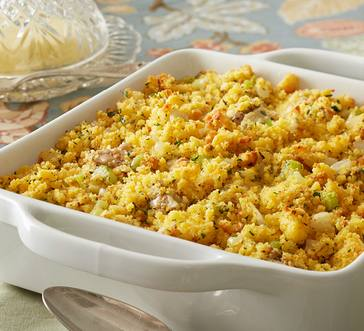 Cornbread Oyster Dressing image