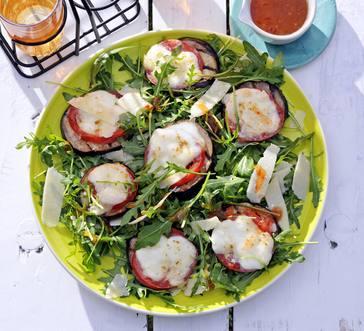 Eggplant Parm Salad image