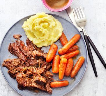 Old-Fashioned Pot Roast image