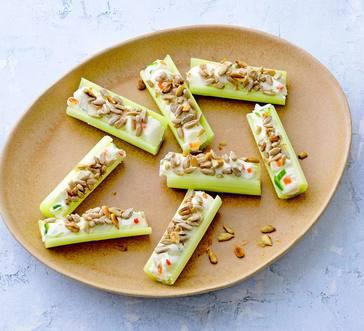 Stuffed Celery Sticks image