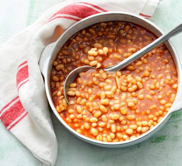Slow Cooker BBQ Baked Beans image